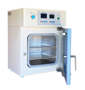 Vacuum Drying Oven W Pressure Controller pump Special Price For Early Birds