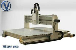 4x4 Cnc Router Travel With 8 Z Axis 48 X 48 Velox Cnc California Usa