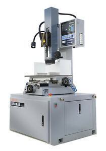 New Gromax Sd 32y Drill Edm Designed For Workpiece With Increased Height To 16
