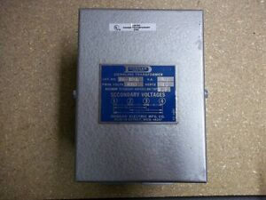 Dongan Signaling Transformer 36 10n New Old Stock