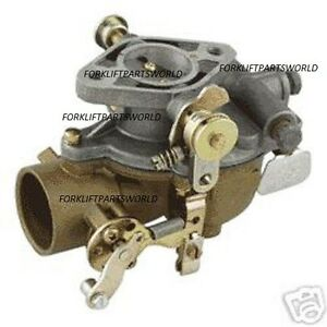 Clark Forklift Gas Carburetor C500y40 Y355 Series