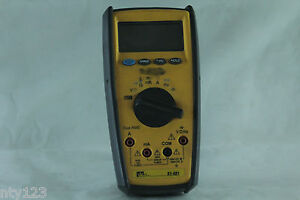 Ideal Digital Multi meter Model 61 481