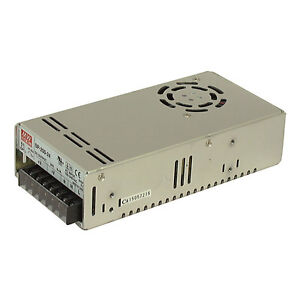 Mean Well Sp 200 5 Ac To Dc Power Supply Single Output 200 Watt Us Distributor