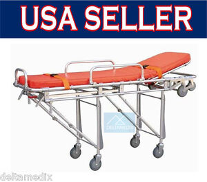 Medical Stretcher Belt Foldable Emergency Ambulance Fda Ce 191 mayday