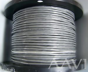 Paired 24 Awg Low Voltage Eia Rs 232 Computer Audio Data Cable Ul 2919 500 Feet