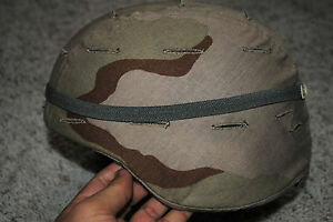 BRAND NEW US ARMY ISSUE MSA ACH MICH HELMET WITH REVERSIBLE COVER MEDIUM $375.00