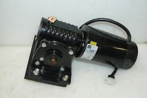 Bodine 42a7bepm 5h Dc Right Angle Gear Motor