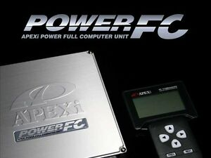 Apexi Power Fc Engine Ecu Subaru Impreza 2 5rs 414bf001 Sti Ej20g Jdm Turbo Gc8