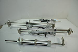 Phd Pneumatic Cylinder Rod W Reed Switches Davr 3 4 X 7 5 16 Stroke Huge Lot