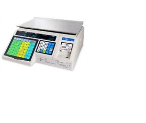 Cas Lp 1000n Label Printing Scale new Free Labels With Purchase See Details