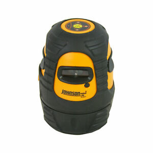 Johnson Level 40 6637 Self leveling 360 Degree Line Laser With Carrying Bag