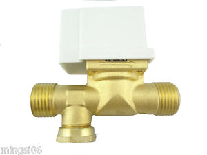 Electric Solenoid Valve For Water 12vdc 1 2 Electric Magnetic Valve