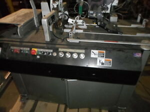 Kirk Rudy 215v Labeler With Sms Roll Tak 200