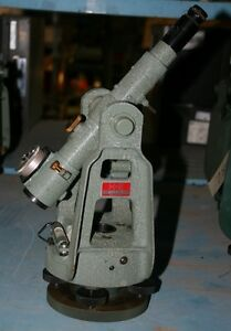 K e Keuffel Esser Paragon Jig Transit Level Scope 71 1111
