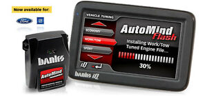 Banks Iq Flash 2 0 Automind Tuner 2003 10 Ford Powerstroke