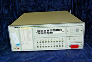 Leader Lvg 1601a Programmable Video Generator