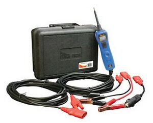 Power Probe Iii With Case And Accessories Blue Pwp pp319ftcblu Brand New