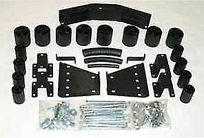Performance Accessories 5633 3 Body Lift Kit For 07 12 Toyota Tundra 2wd 4wd
