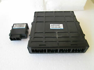 03 Montero Sport Ecu Ecm Engine Computer Immobilizer Mr578350 3 0l