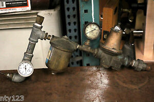 Pressure Regulator Water Separator