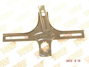 1932 Ford Passenger Car And Pickup Front License Plate Bracket Coupe Sedan Pu