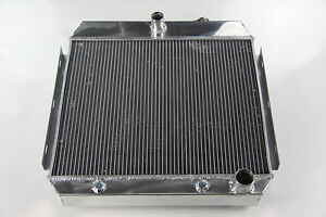 Brand New Radiator For Chevy 1955 57 56 55 Straight 6 engine In Usa