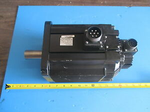 Yaskawa Ac Servo Motor Sgmg 44bwabf Industrial Made In Japan Electrical Motors