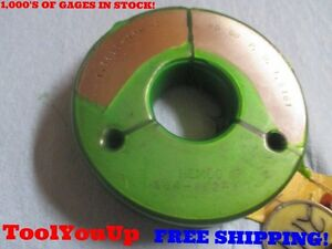 1 9 16 16 N2 Thread Ring Gage No Go 1 5625 P d 1 5161 Machinist Toolmaker Tool