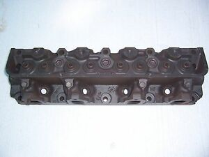 Sale 1968 Super Rare Ford Mustang Cougar 390 Gt Cylinder Head W Nos Washer