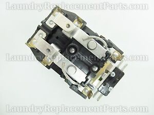 Milnor Washer Relay 120v Part 09c063