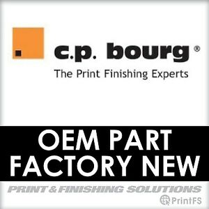 Cp Bourg Oem Part Ejection Steel Roller P n 9210078