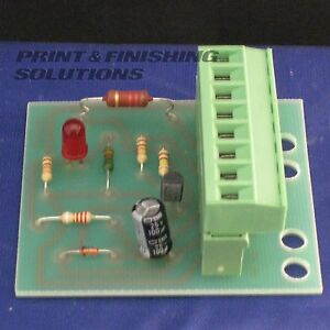 Cp Bourg Oem Part Emitter Assy bb3000 P n 9420707
