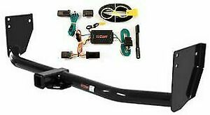 Curt Class 3 Trailer Hitch Wiring For 2004 2006 Dodge Durango