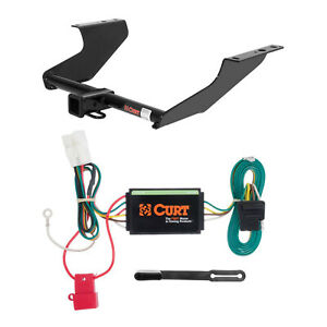 Curt Class 3 Trailer Hitch Custom Wiring Connector For 09 13 Subaru Forester
