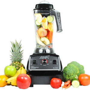 New 3hp High Performance Commercial Pro Fruit Smoothie Blender Mixer Juicer