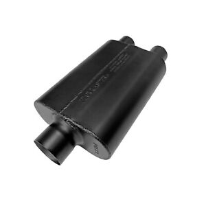 Flowmaster 9430472 Universal 44 Series Muffler 3 Center In 2 25 Dual Out