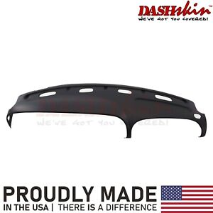Dash Cover Dodge Ram 98 99 00 01 Molded Dashboard Overlay Skin Cap Black