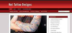 Premium Domain Website Business In H O T Tatoo Niche