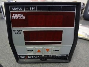 Process Control Equipment Love Controls Self Tune Plus Model 302 Sp1