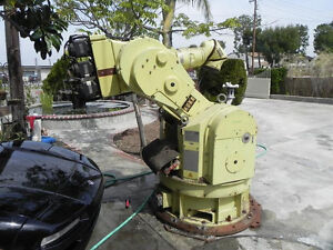 Robot Kuka Kr163 60 100 W Rcm3 6 axis Controller 100kg Payload