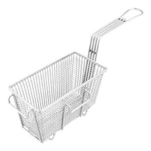 Deep Fryer Basket 6 5 X13 X 5 25 Front Hook For Twin Basket Fryer 63126