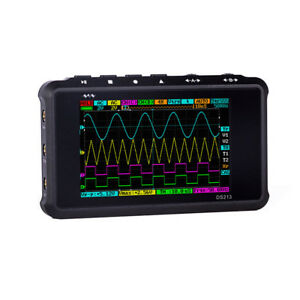 Arm Dso203 Quad 4ch Portable Pocket Sized Digital Storage Oscilloscope 8mhz