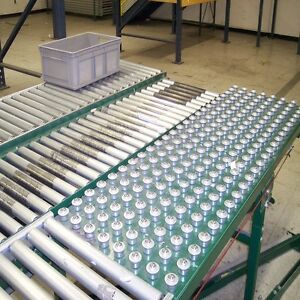 Ball Transfer Conveyor Ball Transfer Table 3 To 6 Centers Or Made To Spec