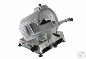 Univex Economy Meat Slicer 12 Model Model 4612