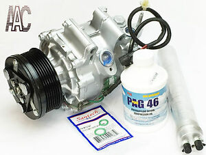 2007 2011 Honda Civic Sedan 1 8l Engine Reman A C Compressor Kit 1 Yr Wrty