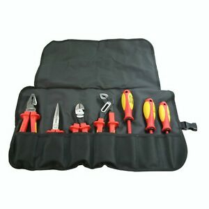 Knipex 989827us Insulated High Leverage Tool Set 7 Piece
