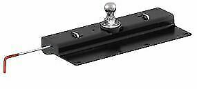 Curt 60620 Double Lock Gooseneck Hitch 30000 Lb Gtw