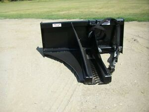 New Fence Post tree Puller Skid Loader Attachment free Shipping