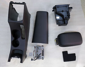 Genuine Center Console Armrest 6p For Hyundai Accent Solaris Verna 2011 2015