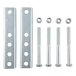 Curt 28911 Bolt Through Mounting Bars Bolts For Marine Swivel Trailer Jacks